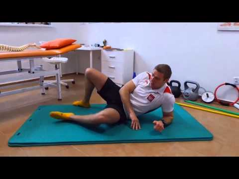 myofascial fitness for hip joint - relase tensions, get rid of hip pain - Marek Purczyński