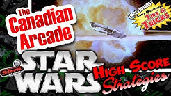 Stern Star Wars Pinball High Score Strategies - LET'S BLOW UP THE DEATH STAR!