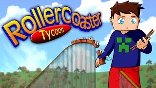 RollerCoaster Tycoon 1 - Bumbly Beach