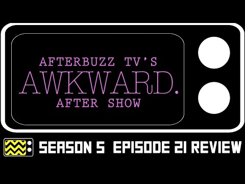 Awkward. Season 5 Episode 21  Niko Pepaj  AfterBuzz TV