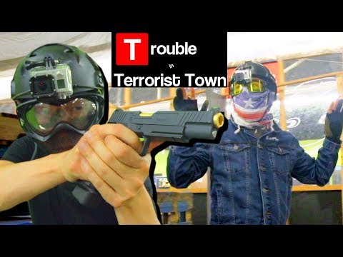 Airsoft TTT - DOUBLE TRAITOR TRAP