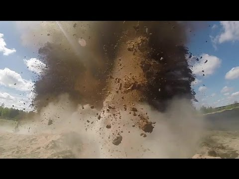 Fire In The Hole • U.S. Army Live-Fire EOD Training