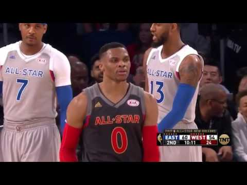 RUSSELL WESTBROOK PUNK'S MELO & JOHN WALL