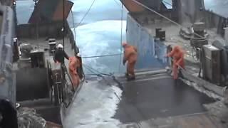 видео Охотское море