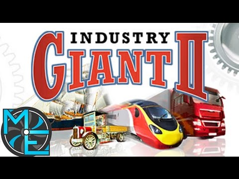 Industry Giant 2 - E40 - Gold Reserves - Part 1