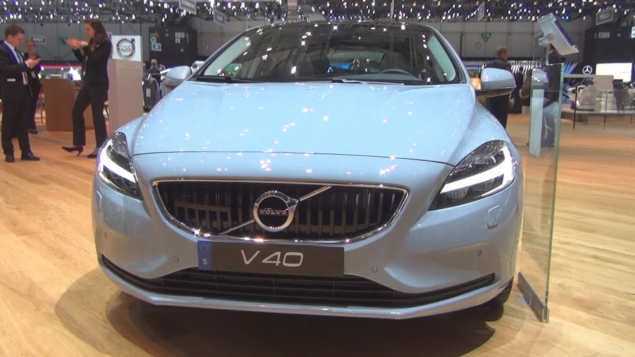 volvo v40 d4 momentum 2016 exterior and interior in 3d youtube. Black Bedroom Furniture Sets. Home Design Ideas