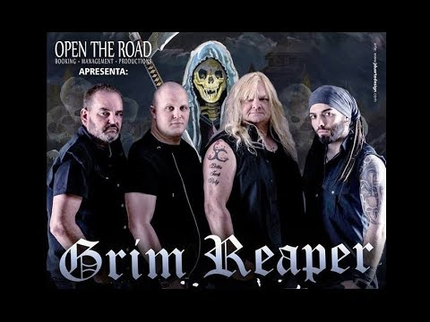Greatest Rock Band - Grim Reaper ROCKFESTIVAL 2017 Ronnie James Dio - Don't Talk to Strangers