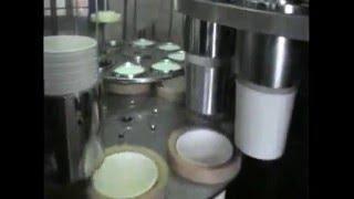 KD-LЕ машина для производства бумажных ведер для попкорна(Станок KD-LE используется для создания бумажных ведерок для мороженого, поп-корна, других сухих закусок, карт..., 2016-03-22T14:45:08.000Z)