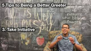 Video Welcome Team Training: 5 Tips to Becoming a Better Greeter download MP3, 3GP, MP4, WEBM, AVI, FLV Desember 2017