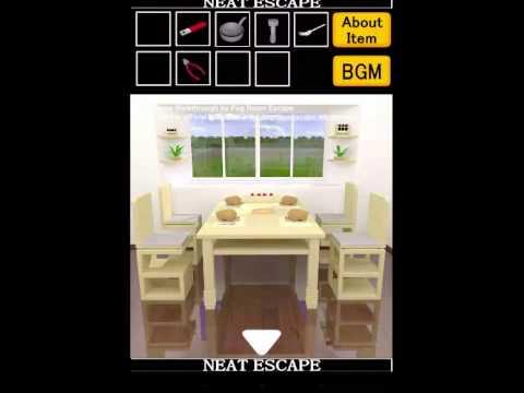 Room Escape Game Walkthrough 脱出ゲーム攻略: 台所からの脱出 (Escape ...