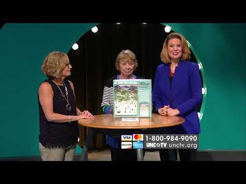 """All Things North Carolina"" Jigsaw Puzzle - UNC-TV"