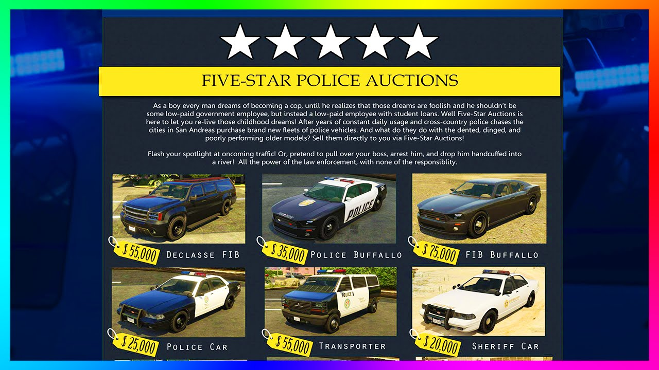 Police Car Website >> Amazing Gta 5 Cars Police Website Concepts Sports Police Cars New Vehicle Class More Gta 5