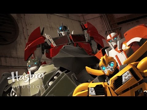 Transformers: Prime - Meet My Science Fiction Club