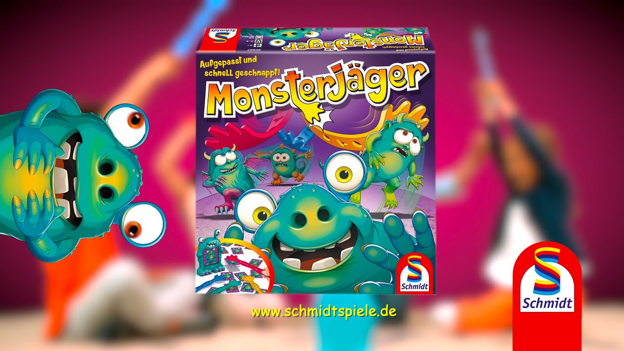 Spiel Monsterjäger