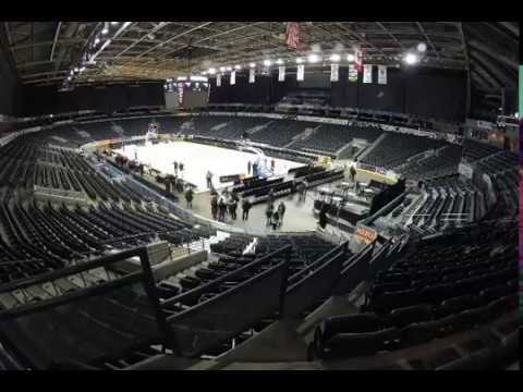 Budweiser Gardens Behind The Scenes Changeovers