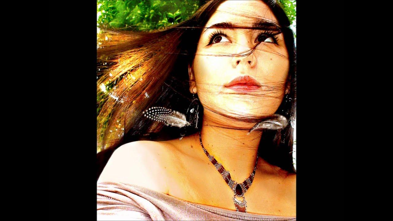 A tribute to beautiful Native American women - YouTube