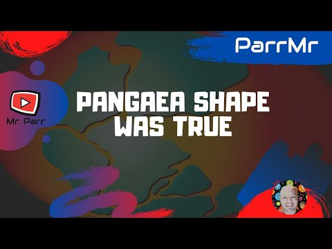 Pangaea-Shape Was True Song