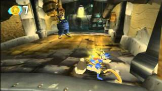 CGR Undertow - SLY COOPER AND THE THIEVIUS RACCOONUS for PlayStation 3 Video Game Review