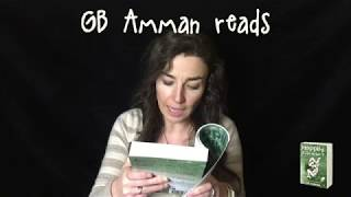 """GB Amman reads """"Happily. Ever After?"""""""