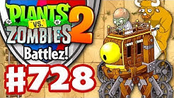 Wild West Wipeout! Epic Quest! - Plants vs. Zombies 2 - Gameplay Walkthrough Part 728
