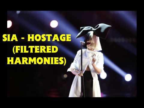 Sia - Hostage (Amazing Filtered Harmonies)