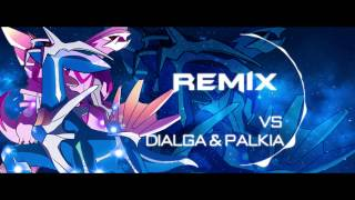 Kamex and Kalbur Collab - Pokemon Diamond and Pearl Dialga/Palkia Battle Remix