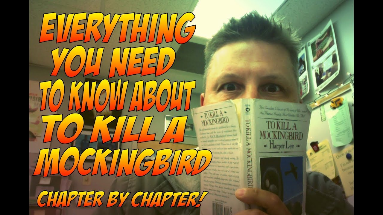 to kill a mockingbird chapter by chapter