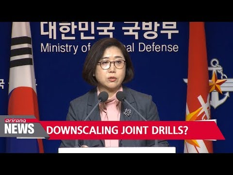 S. Korean military authorities exclude key exercises from Seoul-Washington joint military drills