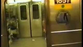 NY City Hall Station Apr 1993