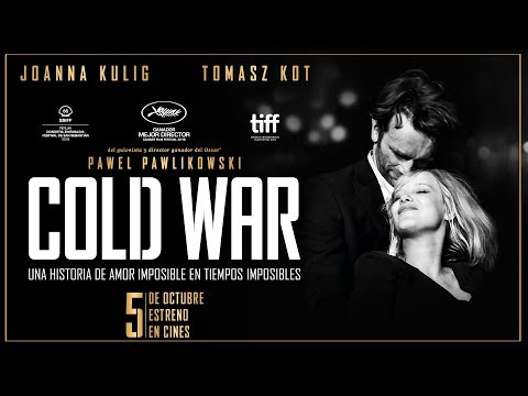 COLD WAR - Tráiler ESPAÑOL
