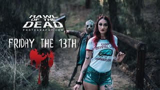 Friday the 13th - Rawl of the Dead