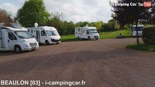 BEAULON [03] - Aire Camping Cars dans l'Allier