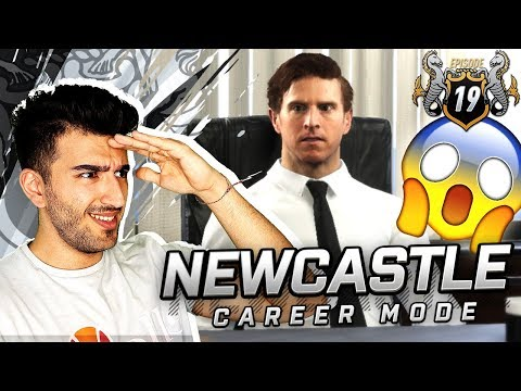 SHOCK RELEASE CLAUSE ACTIVATED IN OUR TEAM - FIFA 19 NEWCASTLE CAREER MODE 19
