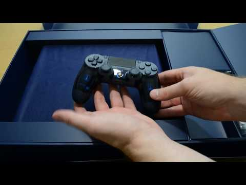 Unboxing PS4 Pro - 500 Million Limited Edition
