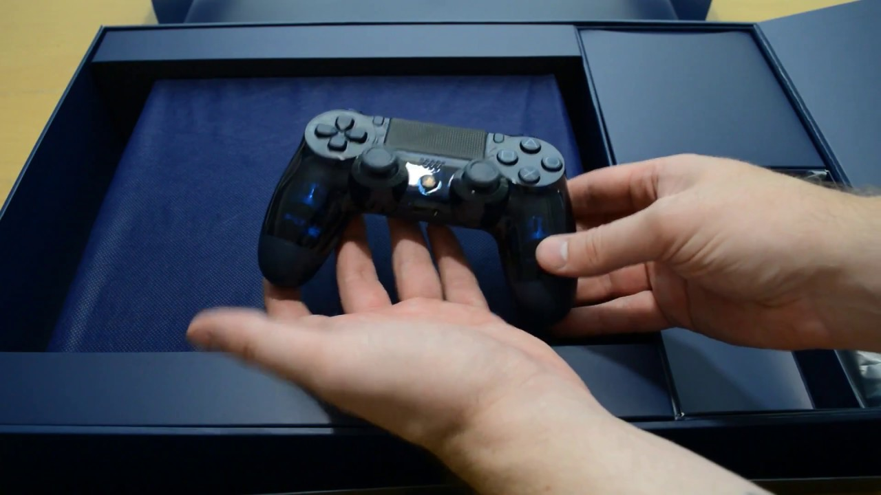 ps4 500 million limited edition pre order