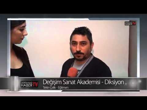 İstanbul Diksiyon Kursu   Değişim Sanat Akademisi
