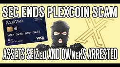 CRYPTO NEWS! PlexCoin Assets Seized by SEC, EOS Update, RCN, INXT