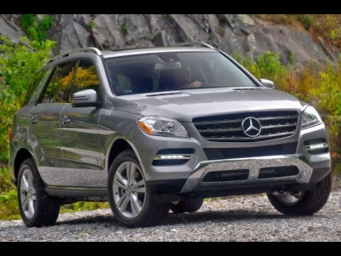 2015 Mercedes-Benz M Class ML400 Start Up and Review 3.0 L ...