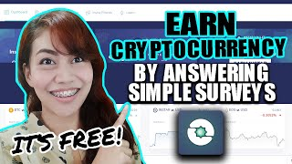 FREE CRYPTOCURRENCY   INSTAR WALLET   Earn by Answering Surveys