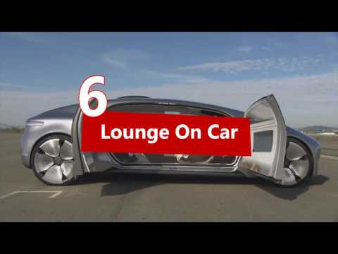 10 Advanced Technologies Introduced In Cars This Year