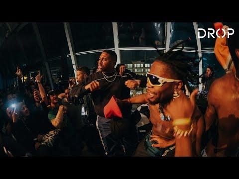 Youtube: Prince Waly @ Dôme des Champs Elysées for Drop