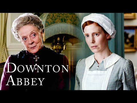 Lady Violet Helps Ethel to Start Over   Downton Abbey