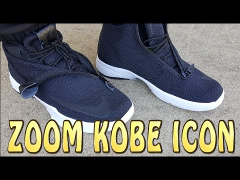 Nike Zoom Kobe Icon Review with ON FEET
