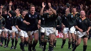 All Springbok Tries at Rugby World Cup 1999