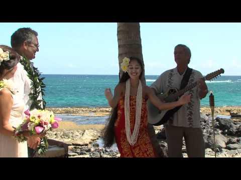 Maui Hawaiian Beach Weddings