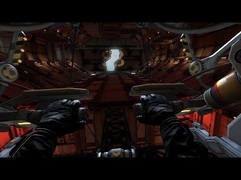 Gunjack Reveal - vr игра на андройд для samsung gear vr