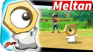 """""""MELTAN"""" IS OFFICIAL AND IT'S A MYTHICAL POKÉMON!"""