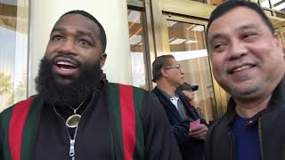 Manny Pacquiao Fans Showing Lots Of LOVE To Adrien Broner EsNews Boxing