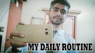 INSPIRED FROM IRFAN JUNEJO | MY DAILY ROUTINE IN THE PAKISTAN! Azeem Ali Tv