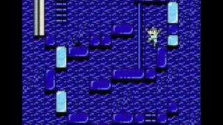 名作と言われるロックマン2ndのフラッシュマンステージのプレイ動画です。